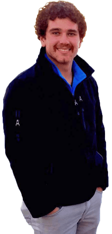 Alek Darr portrait